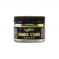 Kompozit Magic Stars - декоративный глиттер