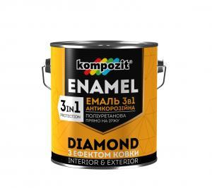 Kompozit Diamond 3 в 1 - эмаль антикоррозионная