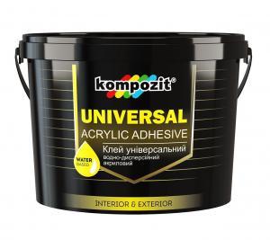 Kompozit Universal - клей акриловый универсальный