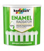 Kompozit - акриловая эмаль для радиаторов