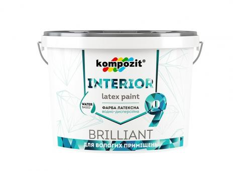 Kompozit Interior 9 - краска интерьерная