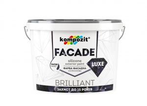 Kompozit Facade Luxe - краска фасадная