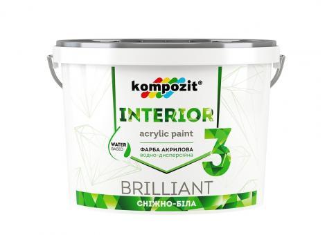 Kompozit Interior 3 - краска интерьерная