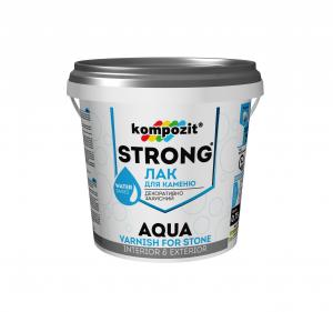 Kompozit Strong Aqua - лак для камня
