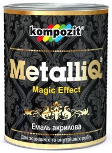 Kompozit MetalliQ - эмаль акриловая универсальная