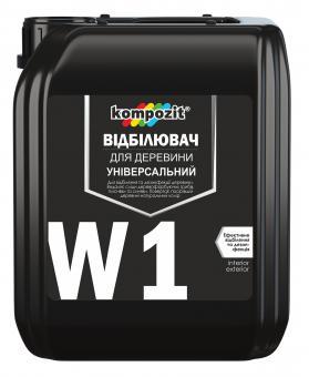 отбеливатель древесины Kompozit W1