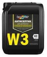 Kompozit W3 - антисептик трудновымываемый