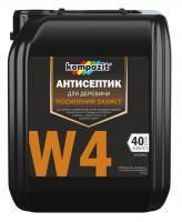 Kompozit W4 - антисептик для усиленной защиты