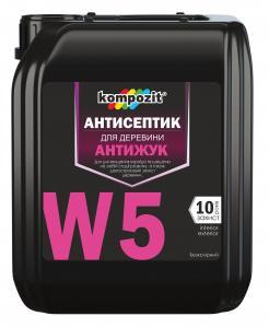 Kompozit - антисептик «АНТИЖУК» W5